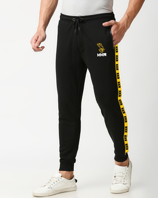 Shop Royal Logo Casual Jogger Pants-Front