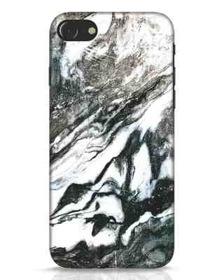 Shop Rugged Marble iPhone 7 Mobile Cover-Front