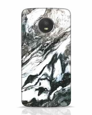 Shop Rugged Marble Moto E4 Plus Mobile Cover-Front