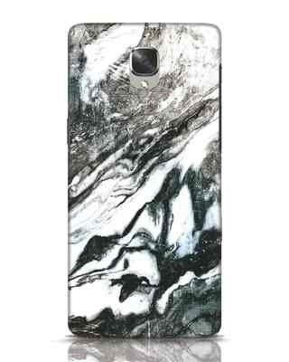 Shop Rugged Marble OnePlus 3T Mobile Cover-Front