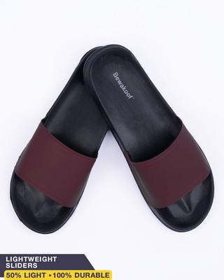 Shop Sangria Lightweight Men's Slider-Front
