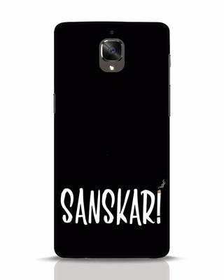 Shop Sanskari OnePlus 3T Mobile Cover-Front