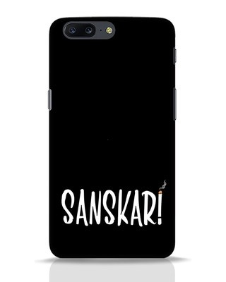 Shop Sanskari OnePlus 5 Mobile Cover-Front
