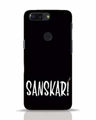 Shop Sanskari OnePlus 5T Mobile Cover-Front