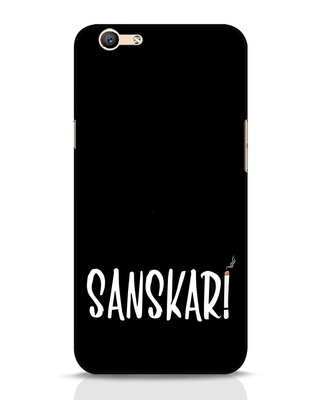 Shop Sanskari Oppo F1s Mobile Cover-Front