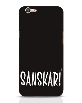 Shop Sanskari Oppo F1s Mobile Cover-Front