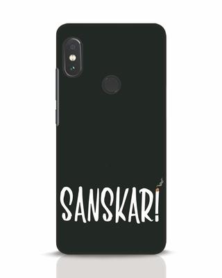 Shop Sanskari Xiaomi Redmi Note 5 Pro Mobile Cover-Front