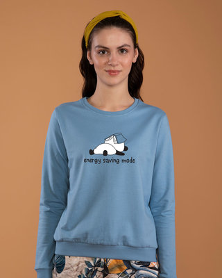 Shop Saving Energy Sweatshirt-Front