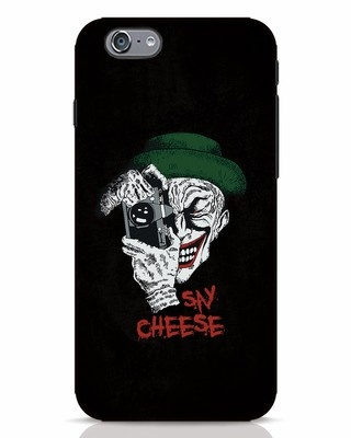 Shop Say Cheese iPhone 6 Mobile Cover-Front