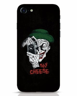 Shop Say Cheese iPhone 7 Mobile Cover-Front