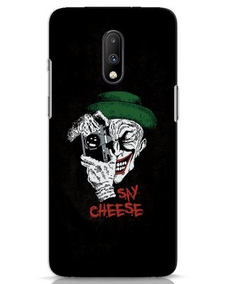 Shop Say Cheese OnePlus 7 Mobile Cover-Front