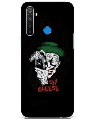 Shop Say Cheese Realme 5 Mobile Cover-Front