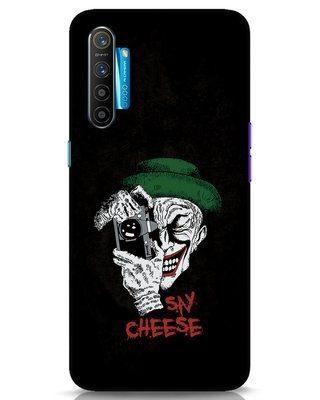 Shop Say Cheese Realme XT Mobile Cover-Front
