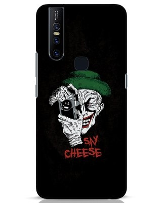 Shop Say Cheese Vivo V15 Mobile Cover-Front