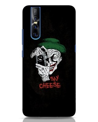Shop Say Cheese Vivo V15 Pro Mobile Cover-Front