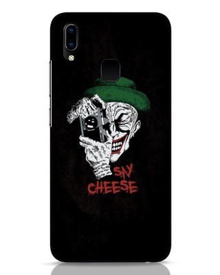 Shop Say Cheese Vivo Y93 Mobile Cover-Front