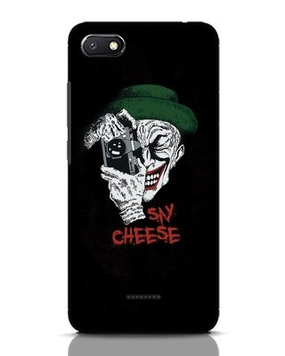 Shop Say Cheese Xiaomi Redmi 6A Mobile Cover-Front