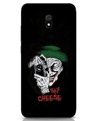 Shop Say Cheese Xiaomi Redmi 8A Mobile Cover-Front