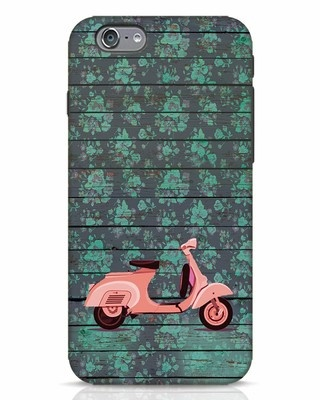 Shop Scooty iPhone 6s Mobile Cover-Front