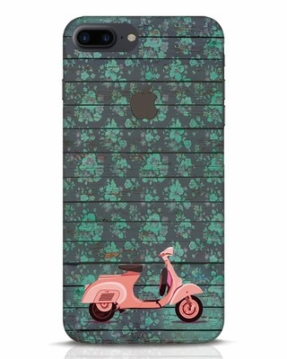 Shop Scooty iPhone 7 Plus Logo Cut Mobile Cover-Front