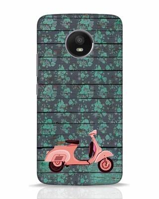Shop Scooty Moto E4 Plus Mobile Cover-Front