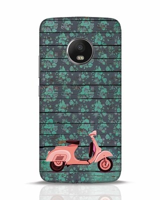Shop Scooty Moto G5 Plus Mobile Cover-Front