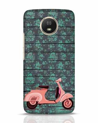 Shop Scooty Moto G5s Mobile Cover-Front