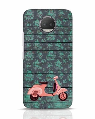 Shop Scooty Moto G5s Plus Mobile Cover-Front