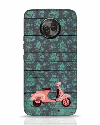 Shop Scooty Moto X4 Mobile Cover-Front