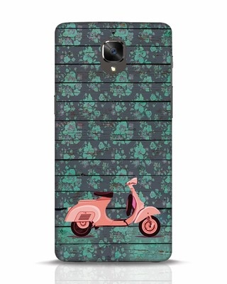 Shop Scooty OnePlus 3T Mobile Cover-Front