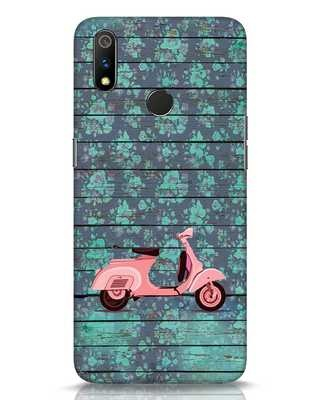 Shop Scooty Realme 3 Pro Mobile Cover-Front