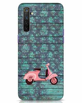 Shop Scooty Realme 6 Mobile Cover-Front