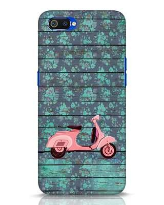 Shop Scooty Realme C2 Mobile Cover-Front