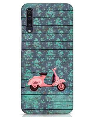 Shop Scooty Samsung Galaxy A50 Mobile Cover-Front