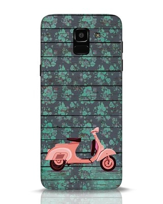 Shop Scooty Samsung Galaxy J6 Mobile Cover-Front