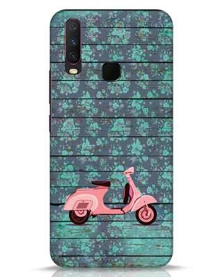 Shop Scooty Vivo Y17 Mobile Cover-Front