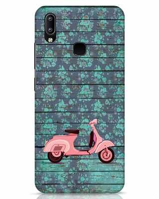 Shop Scooty Vivo Y91 Mobile Cover-Front