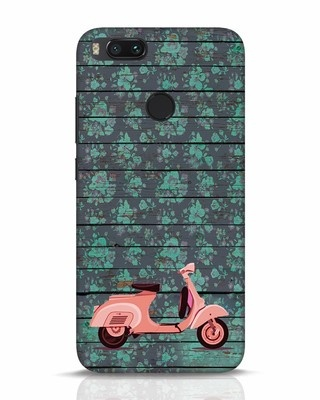 Shop Scooty Xiaomi Mi A1 Mobile Cover-Front
