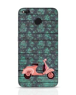 Shop Scooty Xiaomi Redmi 4 Mobile Cover-Front