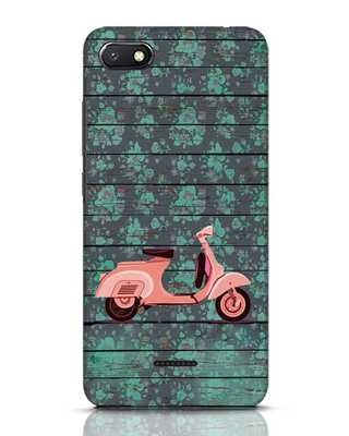 Shop Scooty Xiaomi Redmi 6A Mobile Cover-Front