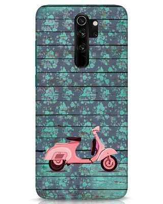 Shop Scooty Xiaomi Redmi Note 8 Pro Mobile Cover-Front
