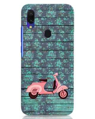 Shop Scooty Xiaomi Redmi Y3 Mobile Cover-Front
