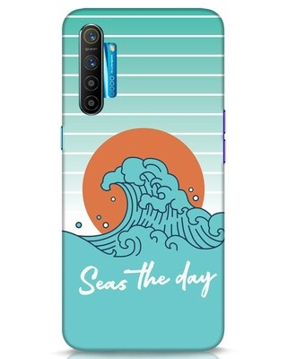 Shop Seas The Day Realme XT Mobile Cover-Front
