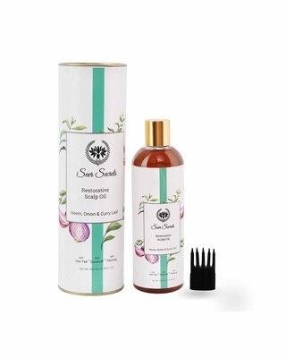 Shop Onion Hair Oil-Front