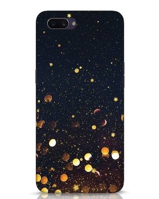 Shop Sequins Oppo A3S Mobile Cover-Front