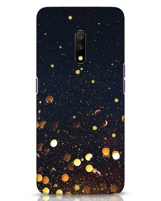 Shop Sequins Realme X Mobile Cover-Front