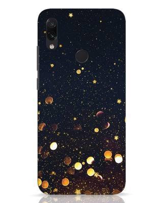 Shop Sequins Xiaomi Redmi Note 7 Mobile Cover-Front