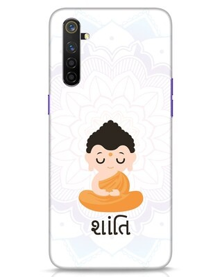 Shop Shaanti Realme 6 Pro Mobile Cover-Front