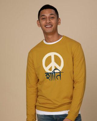 Shop Shanti Sweatshirt-Front