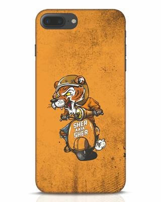 Shop Sher Aaya Sher iPhone 7 Plus Mobile Cover-Front